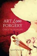 Art Love Forgery by Carolyn Morgan