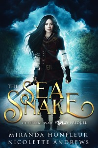 Book Cover: The Sea Snake (Celestial War #0.5)