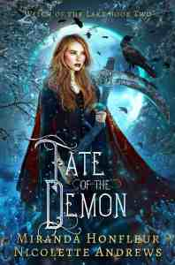 Book Cover: Fate of the Demon (Witch of the Lake #2)