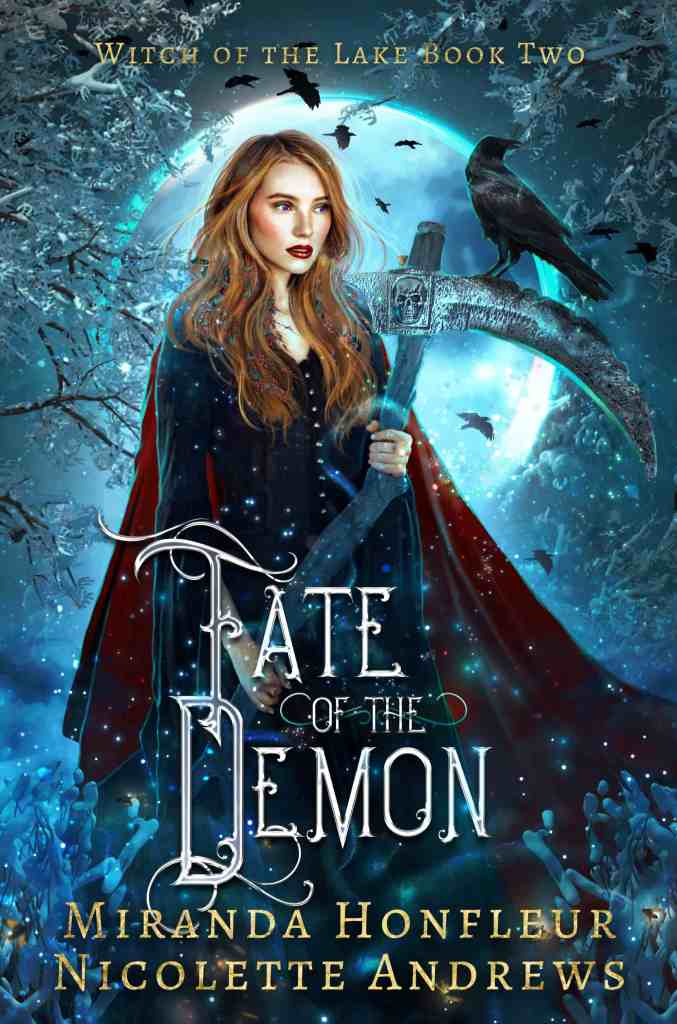 Book Cover: Fate of the Demon
