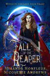 Book Cover: Fall of the Reaper (Witch of the Lake #3)