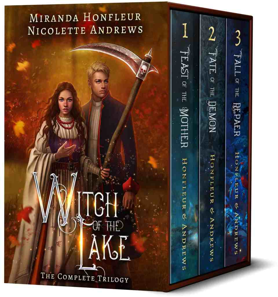 Witch of the Lake Boxed Set Image
