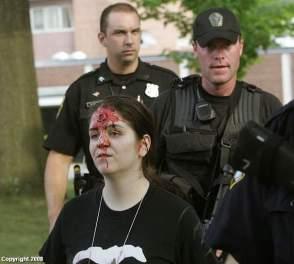 sfx makeup, special effects make up, horror, gore, trauma, wounds, prosthetic, latex, gunshot wound, GSW, SWAT, FBI, bullet wound