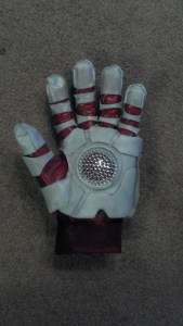 wonderflex iron man glove