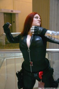 cosplay, strangle hold, winterwidow, bucky barnes, bucky, bucky nat, buckynat, natasha romanoff, black widow, natalia romanova, winter widow, marvel, marvel cosplay, dragon con, dragoncon, Dragon*con, metal arm