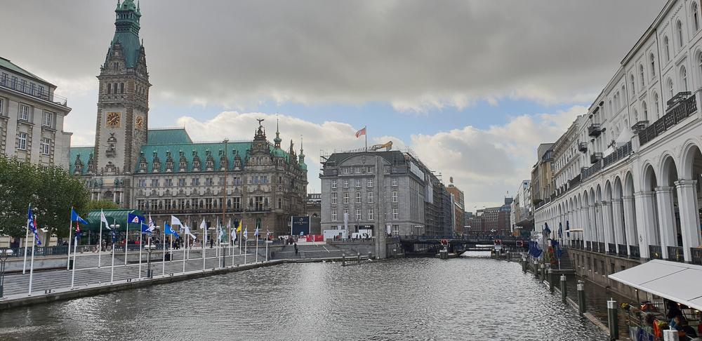 Citytrip Hamburg