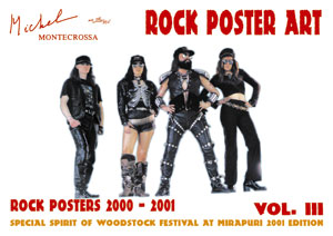 Rock Poster Art Vol. 3