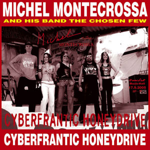 Cyberfranctic Honeydrive Concert