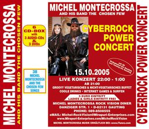 Cyberrock Power Concert