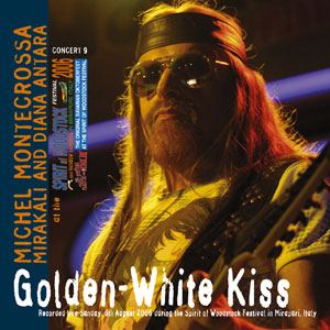 Golden-White Kiss