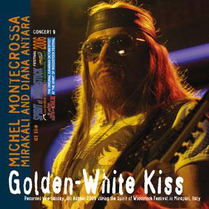 Golden-White Kiss