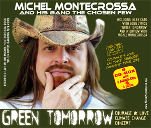 Green Tomorrow Concert