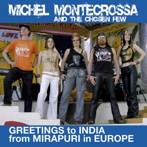 Greetings to India from Mirapuri in Europe