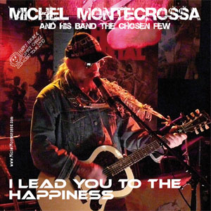 Cover: I Lead You To The Happiness - Michel Montecrossa Maxi-Single