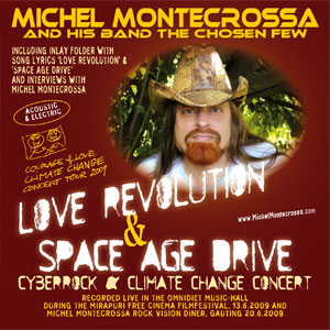 Love Revolution & Space Age Drive Concert
