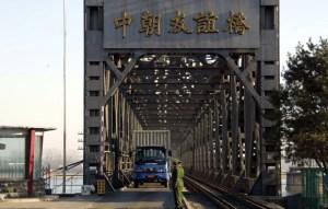 China cierra ruta principal hacia Corea del Norte mientras las tensiones nucleares dominan la región