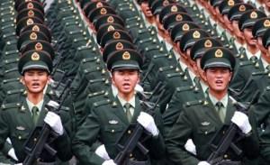 China está compitiendo por la superioridad militar de AI sobre EE.UU.