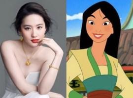 Liu Yifei se protagonizará como Mulan en la adaptación de acción en vivo de Disney