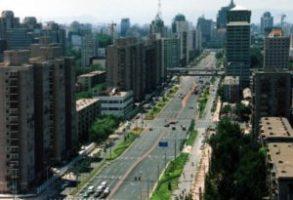 Las 10 principales ciudades chinas por PIB en 2017
