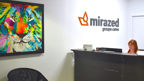 bureaux mirazed