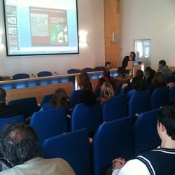 """Workshop """"Patrimoniu industrial pentru comunitate"""" la Medias"""