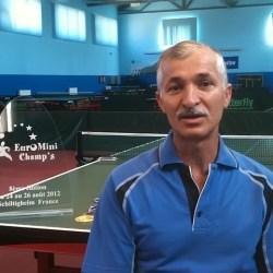 Interviu antrenor Gheorghe Vaida si Andreea Dragoman