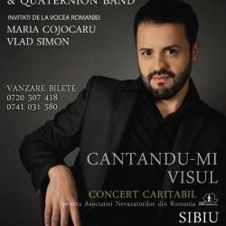 Concert caritabil Ricardo Caria la Sibiu