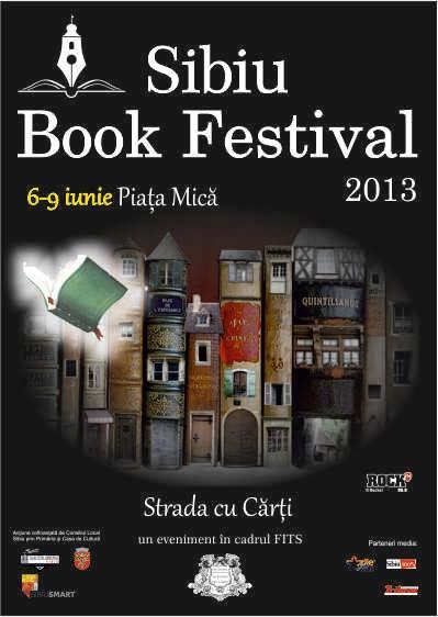 Sibiu Book Festival 2013