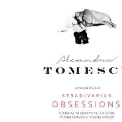 Lansare de DVD, Alexandru Tomescu