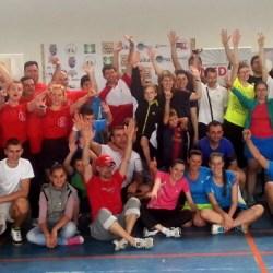 Badminton: Peste 70 de inscrisi la Cupa Copsa Mica