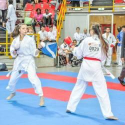 Gala Federatiei Romane de Karate WKC, la Medias