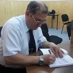 Dr. Vasile Marculet are o nou volum