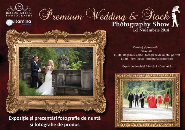 Expozitia Premium Wedding & Stock