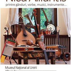 Nicu Alifantis. Printre ganduri, vorbe, muzici si instrumente…