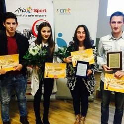 Sportivii de la Ippon Medias, premiati pentru rezultatele din 2014