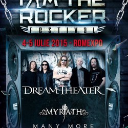 "Cel mai nou festival din Romania: ""I Am The Rocker"""