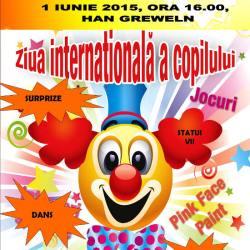 Super Party de 1 Iunie la Hanul Greweln