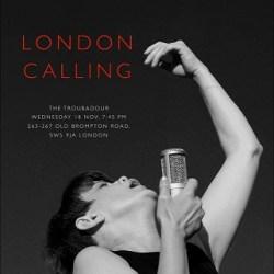 Concert londonez Paula Turcas si Zmeitrei