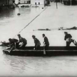 Remember: Mediasul, dupa inundatia din 1970 (video)