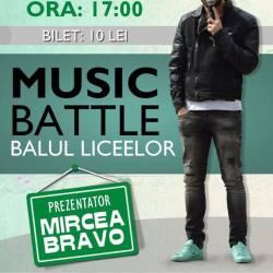 Balul Liceelor - Music Battle