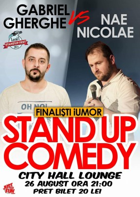 stand up central