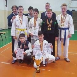 Karate: Medieseni premiati la Cupa Romaniei