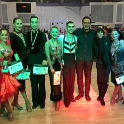 Fantasy Dance Sibiu, campioni la dans sportiv