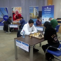 Turneul Regilor Romgaz: Hou Yifan vs Vladimir Kramnik (video)