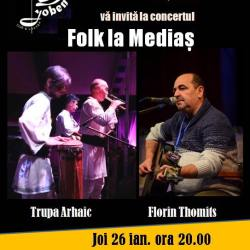 Seara de folk la Joben Club and Lounge