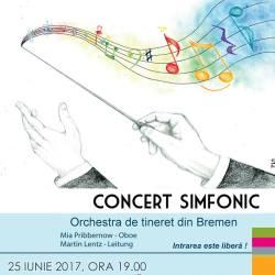 Invitatie la concert simfonic