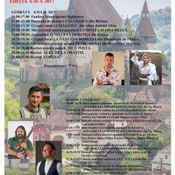 Biertan: Festivalul Transilvania Multiculturala