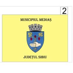 Dezbatere publica pentru alegerea steagului propriu al Municipiului Medias