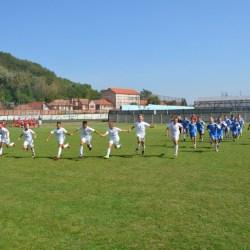 """Cupa """"Ioan Aloman"""" la fotbal pentru copii"""