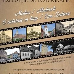 Expozitie de fotografie : Medias – O calatorie in timp/Mediasch-Eine Zeitreise